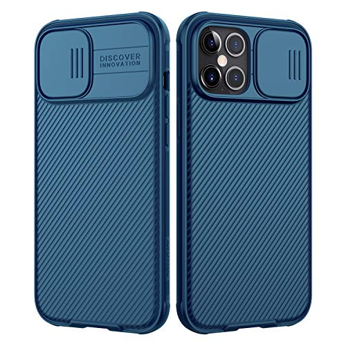 Nillkin Compatible with iPhone 12 Pro Max Case, Upgrate CamShield Case with...