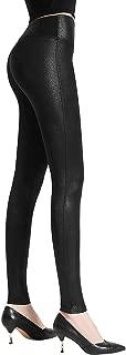 Best high waisted vegan leather leggings Reviews