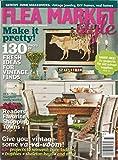 Flea Market Style Magazine 2013 Country Decorating Ideas #133