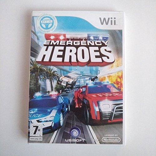 Emergency Heroes (Wii) [Edizione: Regno Unito]