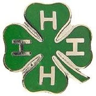 ORG, 4-H CLUB - Premium Quality, Expertly Designed, PIN - 1