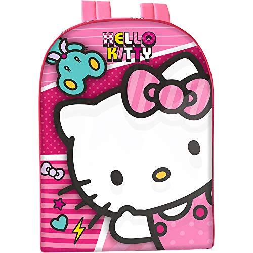 Mochila 16 Hello Kitty X1 - 9552 - Artigo Escolar