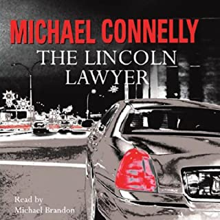 Couverture de The Lincoln Lawyer