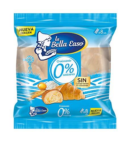 Croissants 0% Azúcares - Paquete de 8 x 30 gr