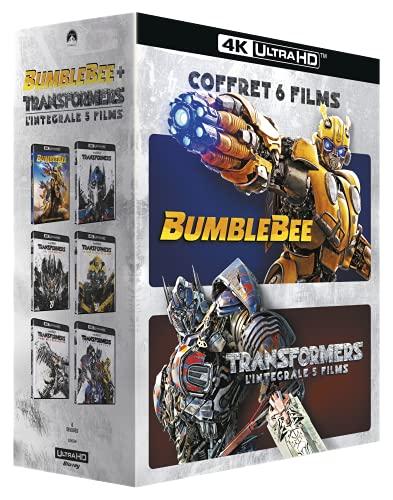 Transformers Intégrale [4K Ultra HD]