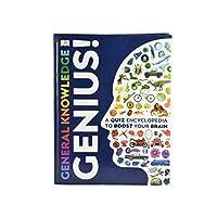 General Knowledge Genius!: A Quiz Encyclopedia to Boost Your Brain 2020