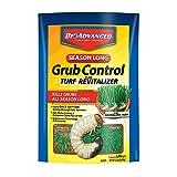 Best BAYER Grub Killers - BioAdvanced 700715M Season-Long Grub Control Plus Turf Revitalizer Review