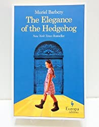 The Elegance of the Hedgehog -  Books to read before traveling to Paris