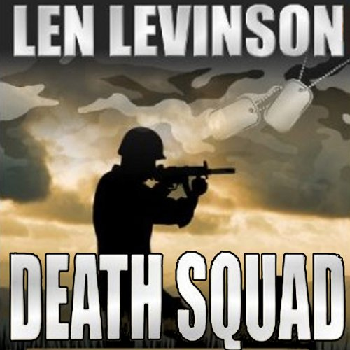 Death Squad audiobook cover art