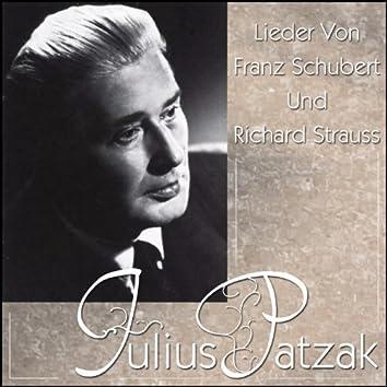 Lieder von Franz Schubert und Richard Strauss