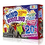 Science Set for Kids 20+ Science Experiments. Erupt a Volcano! & Make Lava Lamps and More.