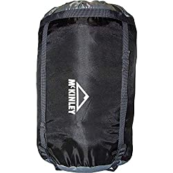 McKINLEY Professional Compression Bag, Black, 52 x 25 x 20 cm