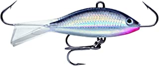 Rapala Jigging Shad Rap 05 Fishing lure, 2-Inch, Silver