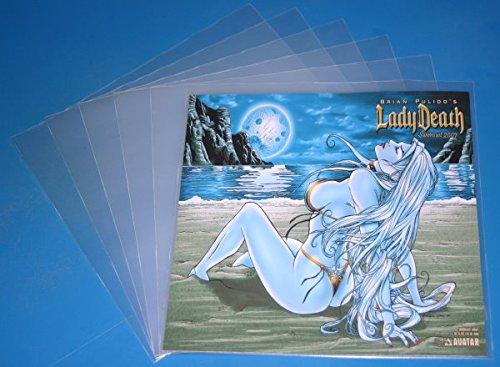 100 St. LP Cover Schutzhüllen 12