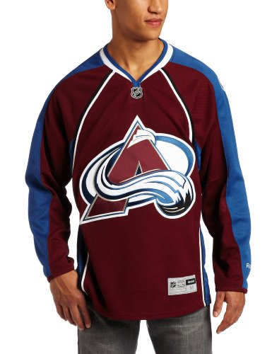 NHL Colorado Avalanche Premier Jersey, Maroon, X-Large