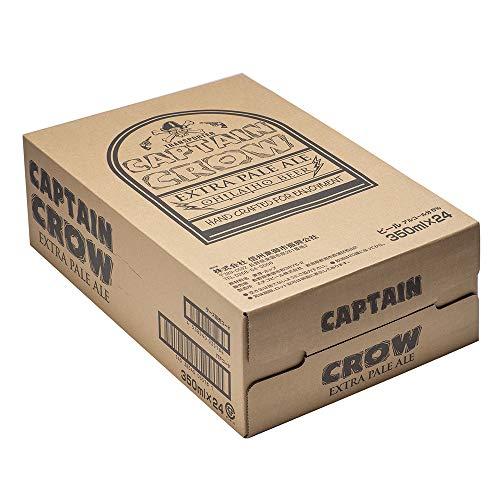 キャプテンクロウ・エクストラペールエール350ml24缶1ケース
