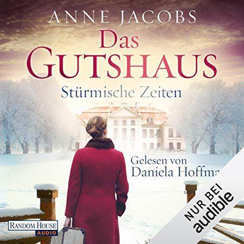 Stürmische Zeiten audiobook cover art