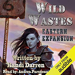 Page de couverture de Wild Wastes: Eastern Expansion