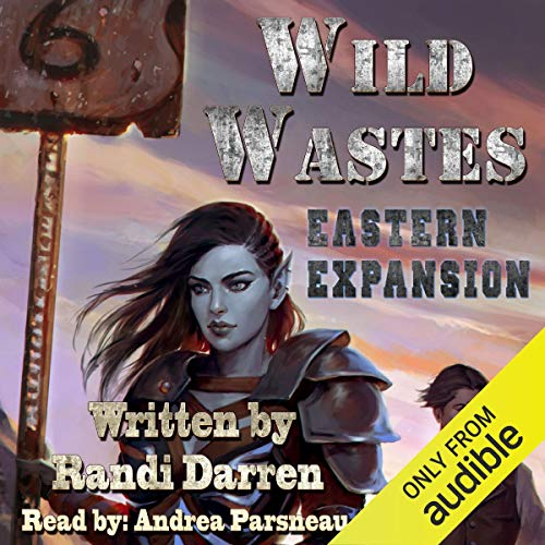 Wild Wastes: Eastern Expansion audiobook cover art