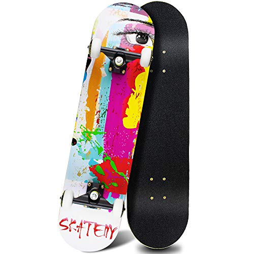 Product Image of the ANDRIMAX Skateboard For Beginners