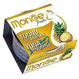 Monge Fruits Tonno con Ananas 80 g 1 Lattina