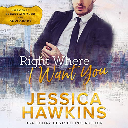 Couverture de Right Where I Want You