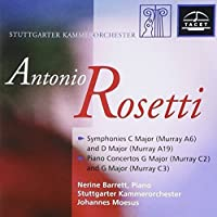 Rosetti: Piano Concertos & Symphonies (2013-05-03)
