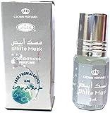 Pack de 12 almizcle Perfume al Rehab White Musk 3 ml 100% aceite