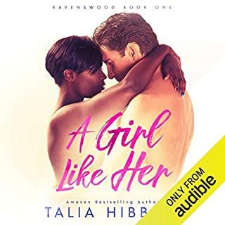 A Girl Like Her audiobook cover art
