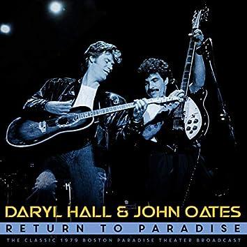Return to Paradise (Live 1979)