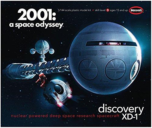 メビウス 2001年宇宙の旅 1/144 ディスカバリー号