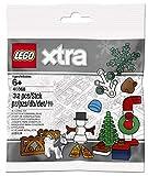 Lego Xtra 40368 Set Natale - 32 Pezzi