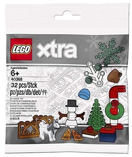 LEGO Xtra 40368 Weihnachtszubehör Christmas Accessories