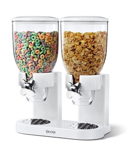 Buy Bargain Zevro Single Dry Food Dispenser