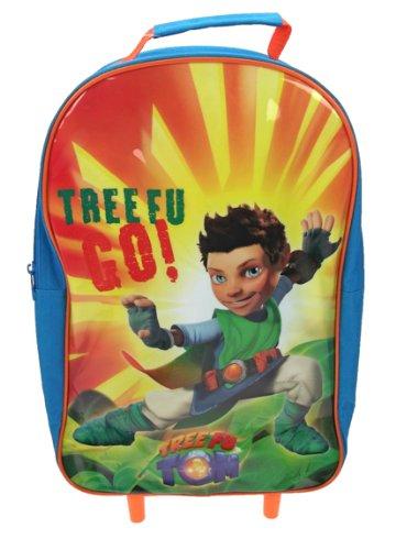 Tree Fu Tom Sac à Dos avec roulettes