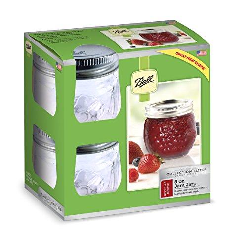 8 ounce mason jars