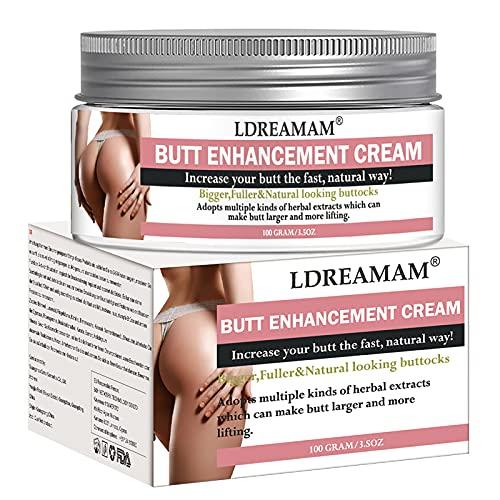 Gesäßcreme,Butt Enhancement,Gesäß Enhancement Cream,100g Straffende Crème für Butt Erweiterung Hip Lift Up,Hip Lift Up Cream Massagecreme