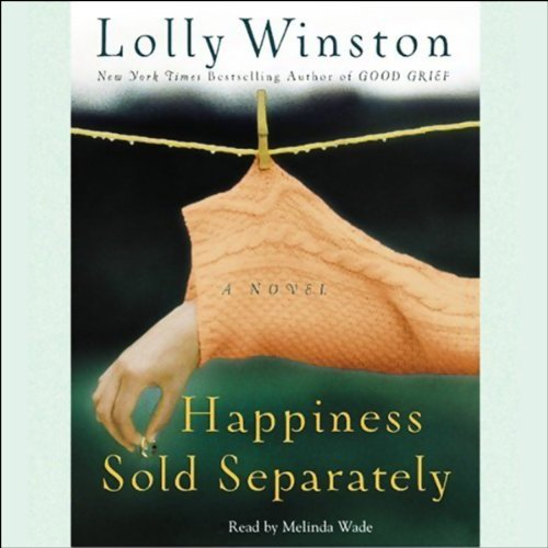 Happiness Sold Separately audiobook cover art