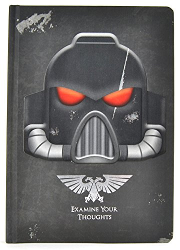Price comparison product image Warhammer 40, 000 / A5 Notebook / Space Marine / 240 Pages