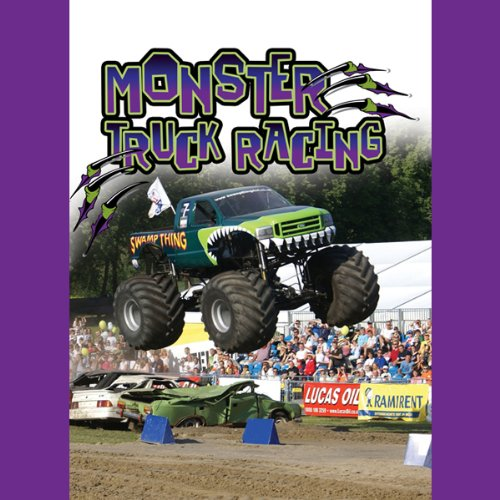 Monster Truck Racing audiobook cover art