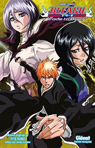 Bleach Anime comics - Fade to Black (Shônen)