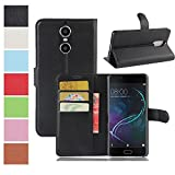 DOOGEE SHOOT 1 case, MaxKu Premium PU Leather Flip Cover