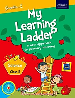MY LEARNING LADDER SCIENCE CLASS 5 SEMESTER 2