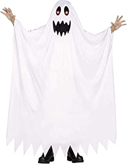 Fade In & Out Ghost Kids Costume