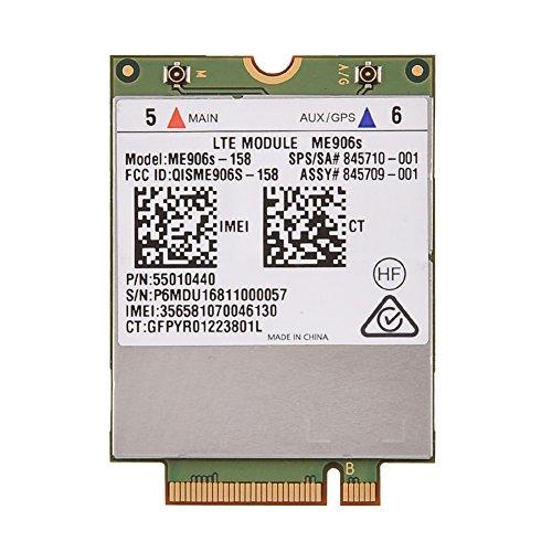 Richer-R 4G Module Laptop, Professionele Mini Interne 4G Module LTE-FDD NGFF WWAN M.2 Kaart met Snelle Transmissie en Brede Dekking voor Laptop/Tablet