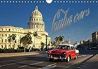 Cuba Cars (CH-Version) (Wandkalender 2021 DIN A4 quer): Ein Foto-Kalender mit Kubas Oldtimern (Monatskalender, 14 Seiten )