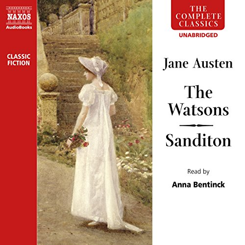 The Watsons, Sanditon audiobook cover art