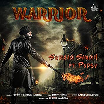 Warrior (feat. Popsy)
