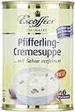 Escoffier Pfifferling-Cremesuppe, 3er Pack (3 x 390 ml)