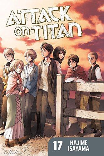 Attack on Titan Vol. 17 (English Edition)